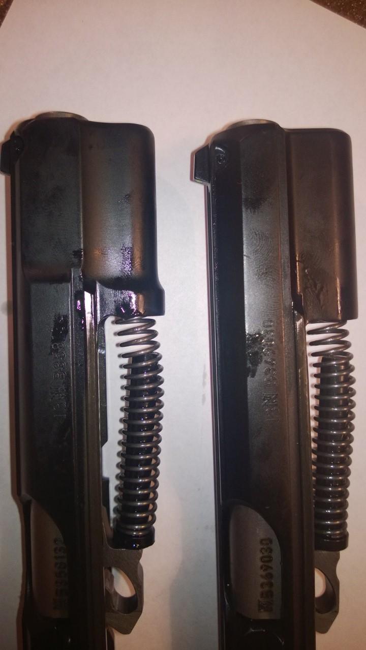 cz 75 metal guide rod